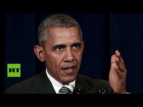 El valor de la palabra: Obama cobra 400.000 dólares de Wall Street por una conferencia