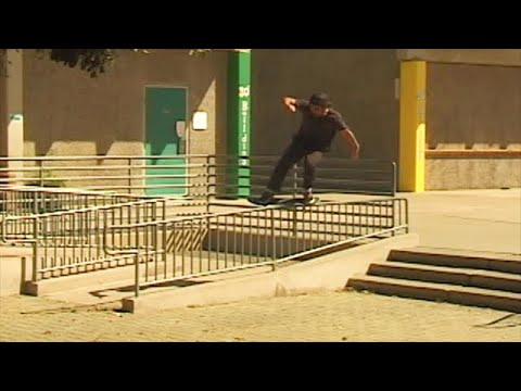 John Manley, Skate Juice 2 Part | TransWorld SKATEboarding