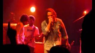 Stephen Marley - Redemption Song - Live