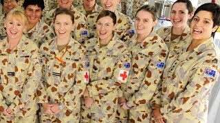 Top 10 Most Beautiful Female Armed Forces in the World