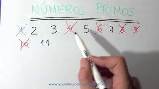 Cuáles son los números primos - Qué es un número primo