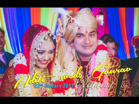 Aditi & Gaurav a wedding Trailer