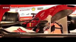 Formula 1: Nuova Ferrari F10