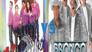 Bronco vs zarko - mix romántico 23 exitos