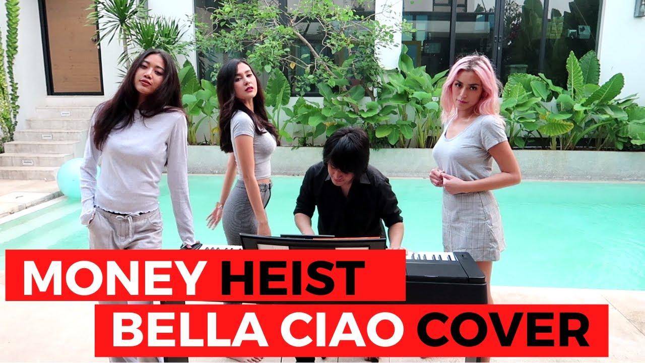 Money Heist - Bella Ciao Cover ft. Jessica Iskandar, Widy dan Vicy