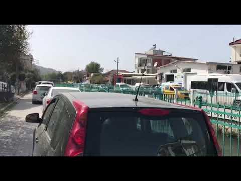 Fethiye'de Trafik Felç