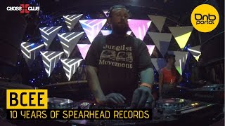 Bcee - 10 Years of Spearhead Records [DnBPortal.com]