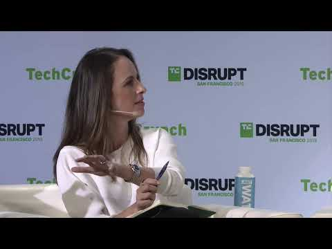 Live From Disrupt SF 2019 Day 2