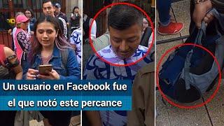En video de Luisito Comunica, descubren a sujeto que grabó debajo de falda de joven