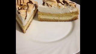 Творожный торт. Рецепт приготовления вкусного творожного торта.