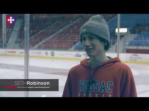 A Student's Perspective: Hoosac School's Boys Varsity Hockey Program