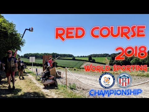 2018 World Sporting Championship Red Course