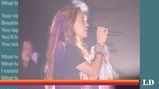 Download Lauren Daigle - The Look Up Child World Tour: Brussels (10.31.19) Mp3 and Videos