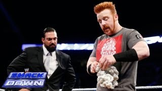 Sheamus answers Damien Sandow