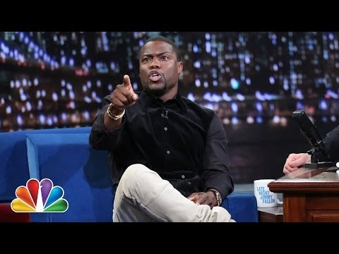 Kevin Hart Spills on Jay Z (Late Night with Jimmy Fallon)