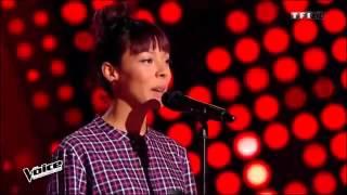 PARTIE 5 - Nehuda - The Voice 4  interprète « Alter Ego » Jean Louis Aubert