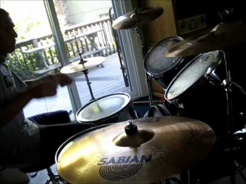 Pumped Up Kicks by Foster The People (Drum Cover)