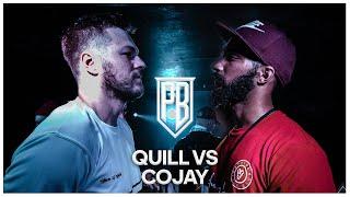 Quill Vs Cojay | Premier Battles | Rap Battle