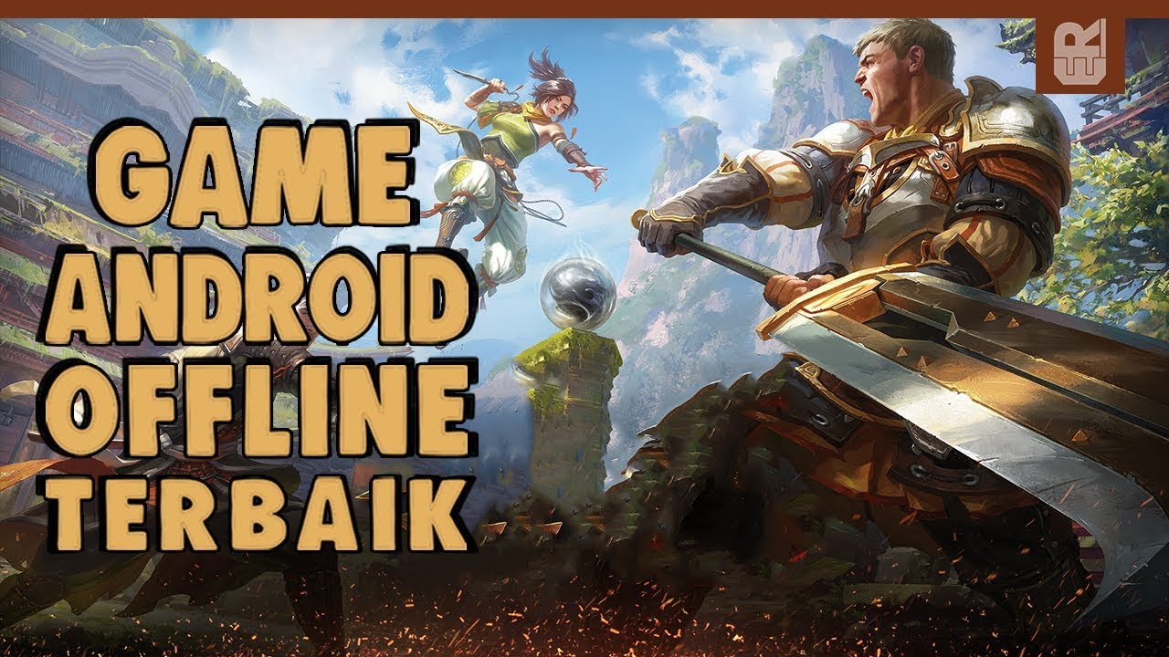 5 Game Android Offline Terbaik 2018 - YouTube