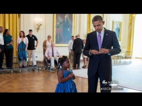 Kindergartener Gets School Absence Pardon From President