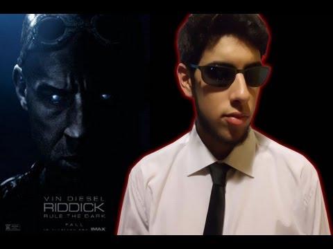"""Review/Crítica """"Riddick"""" (2013)"""