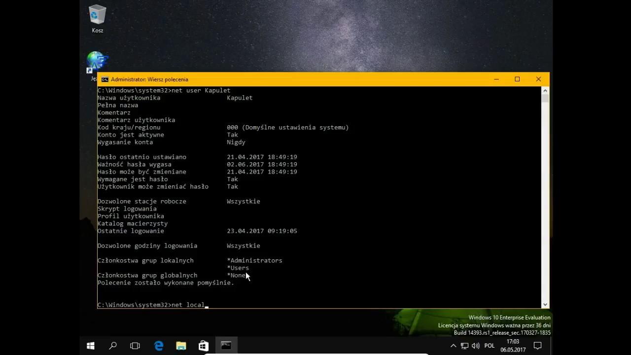 Jak Usunąć Uprawnienia Administratora Wiersz Poleceń Windows 10
