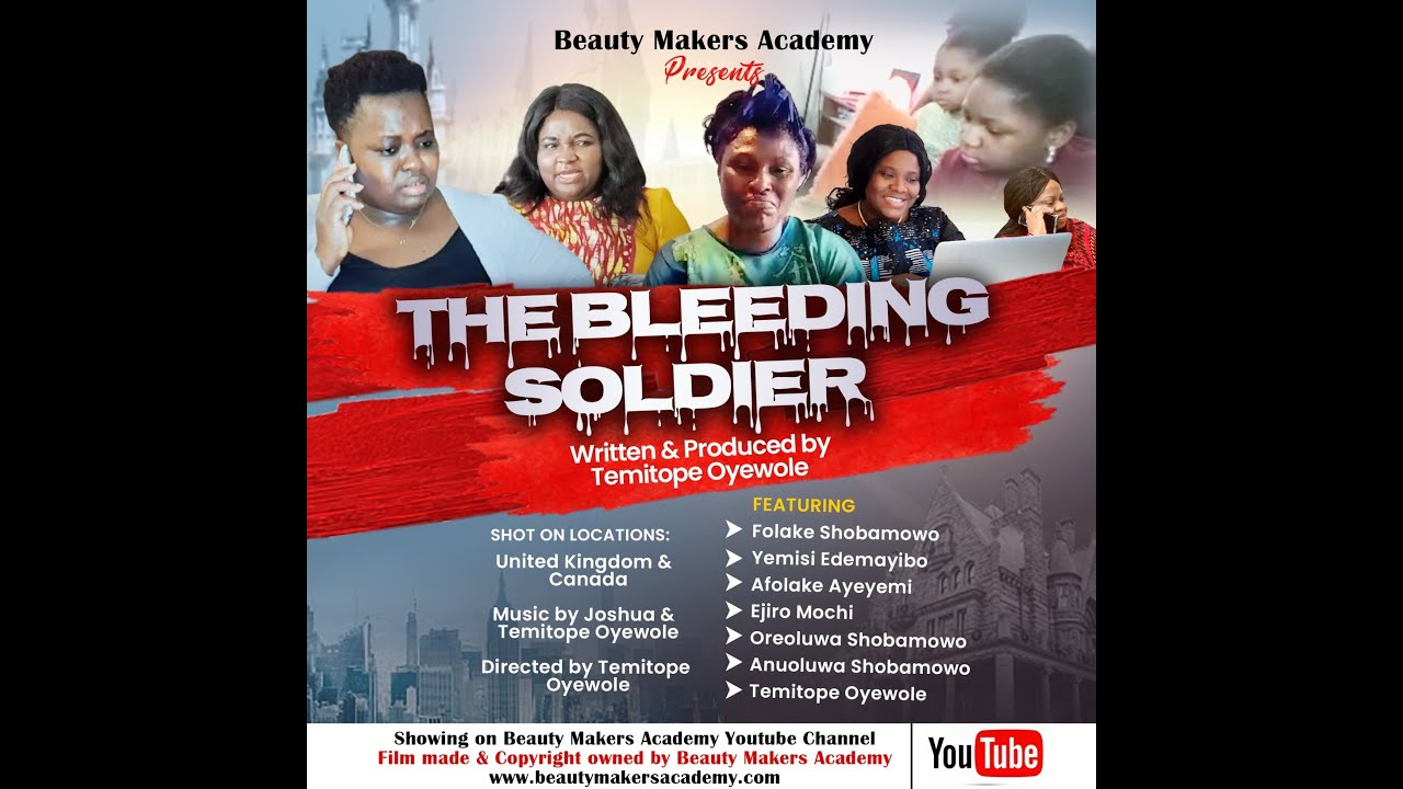 Download MOVIE PREMIERE- |THE BLEEDING SOLDIER| #movie #bleedingsolider