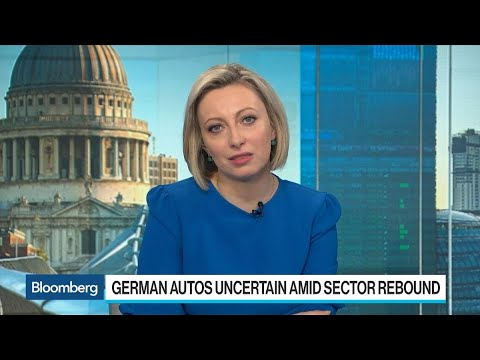 German Carmakers Strengthen the U.S. Economy, Industry Group Says