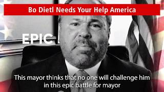 Bo Dietl - Decorated NYC Cop, Private Detective & Fox News Contributor