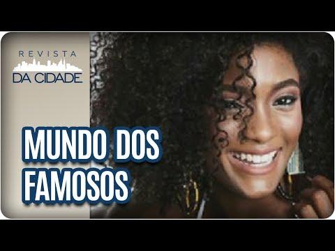 Erika Januza Nega Romance Com Frederic Kachar - Revista Da Cidade (15/03/18)