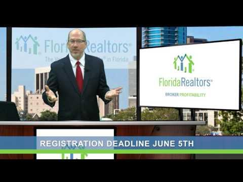 Florida Realtors® Broker Profitability Program 2017