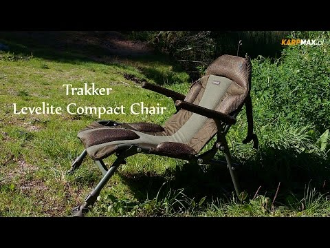 Fotel Wędkarski Trakker Levelite Compact Chair