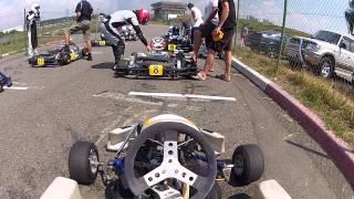 Moldova Rotax Max Karting Championship, Round 2, Kiev
