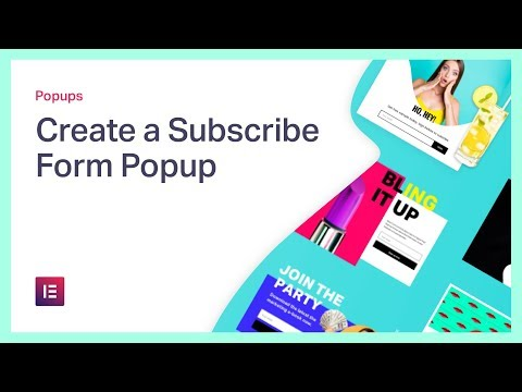 Create a Subscribe Form Popup in WordPress
