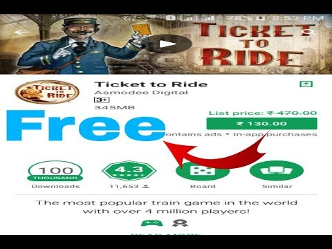 How To Free Download Ticket To Ride For Android