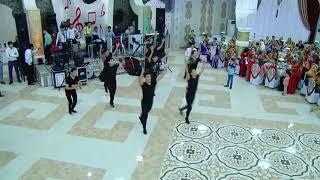 Turkmen milli kushdepdimiz