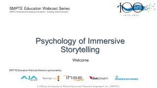 The Psychology Of Immersive Storytelling