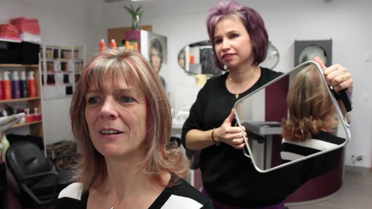 belle coiffure isabelle neuhaus coiffeuse mixte coiffeur 1971 grimisuat sion valais suisse youtube. Black Bedroom Furniture Sets. Home Design Ideas