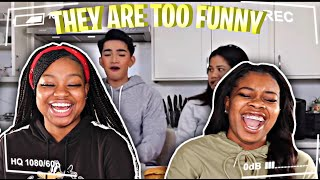 More Bretman Rock And Princess Funny Moments | REACTION