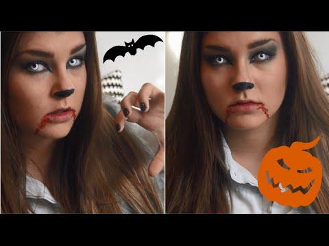 TUTO I Loup,garou pour Halloween ! 100KWEEK