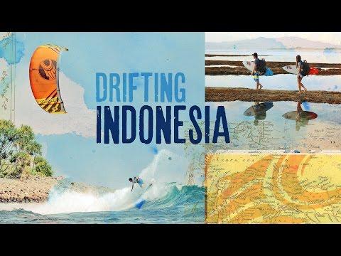 Drifting Indonesia (Cabrinha Kitesurfing)