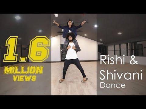Rishi & Shivani dance Choreography | Othaiyadi Pathayila | drsta |