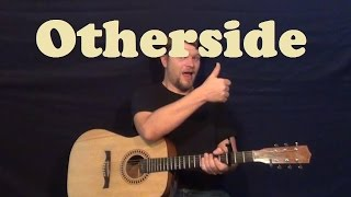 Otherside Macklemore Easy Strum Guitar Lesson Chords Licks TAB How to Play Otherside Tutorial