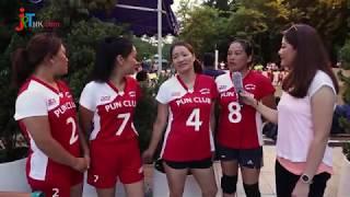 Nepalese Men & Women's Volleyball Players Interview @ Hong Kong