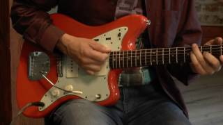 Vintage Guitar presents a Fender Jazzmaster from 1964
