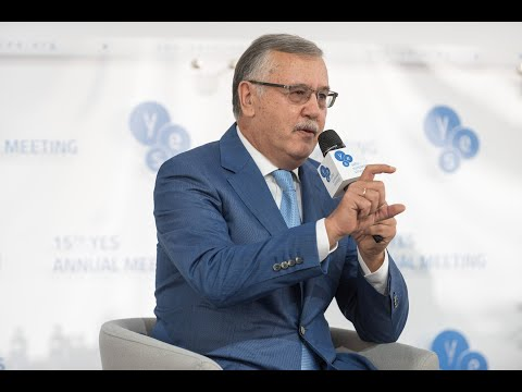 YES2018. Ukraine's Future. Speech of Grytsenko
