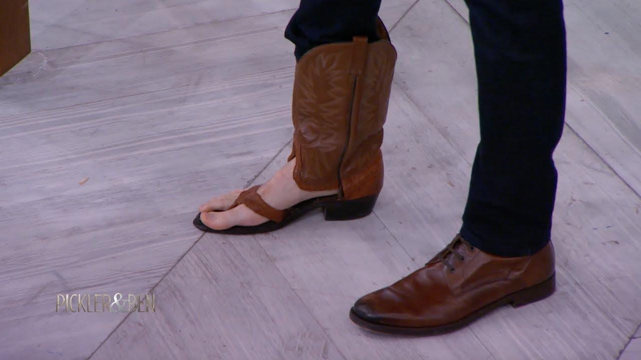 e7cbc24bf93c18 Latest Spring Fashion Trend  Redneck Boot Sandals - Pickler   Ben ...