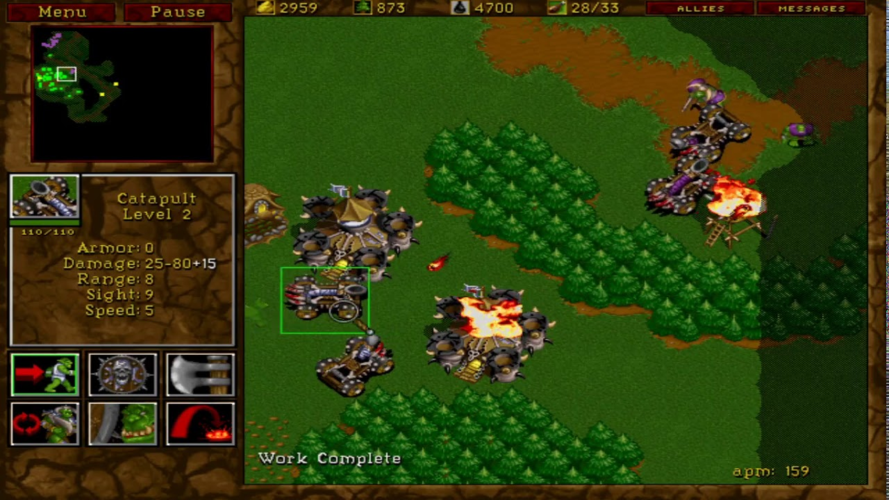 Download Warcraft 2 multiplayer