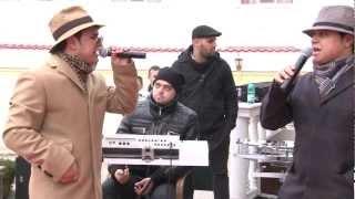 FRATII DE AUR - MARE TALENT ARE FATA - LIVE 100 - AMIRAL MUSIC
