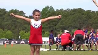 i9 Sports 352: Cheerleading Player Highlights (5/5/18) Coastal